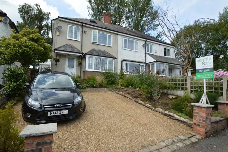4 Bedrooms Semi Detached House for sale in Buckley Lane, Prestwich, Manchester, M45