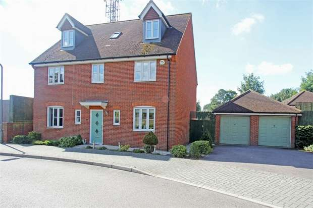 6 Bedrooms Detached House for sale in Rooks View, Bobbing, Sittingbourne, Kent