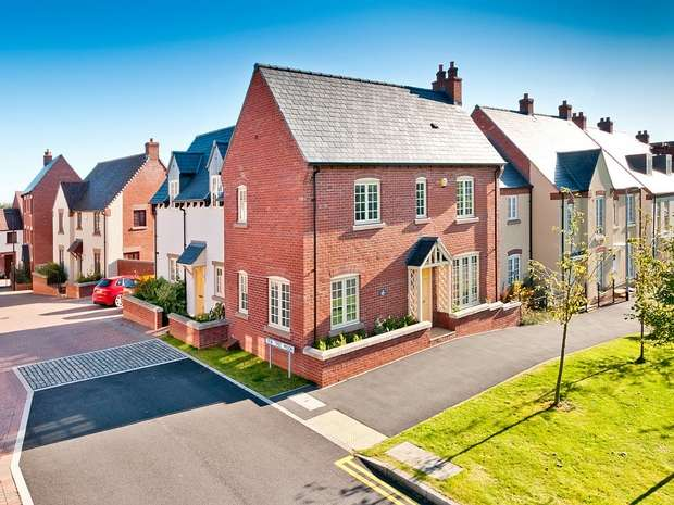 4 Bedrooms End Of Terrace House for sale in 14 Pepper Mill, Lawley Village, Telford, Shropshire