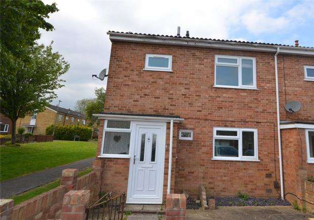 3 Bedrooms Terraced House for sale in Pershore Road, Basingstoke, Hampshire