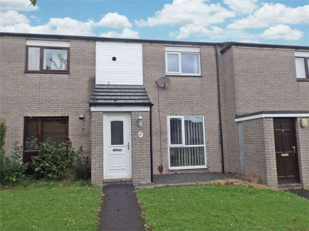 2 Bedrooms Terraced House for sale in Whernside, Carlisle, Cumbria