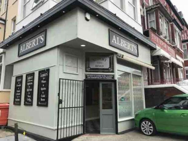 Property for sale in Albert Road Central Blackpool