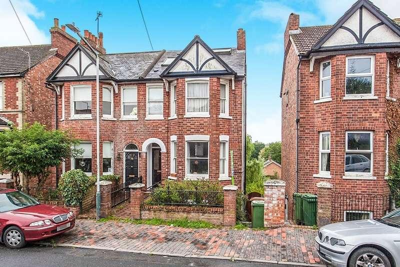 4 Bedrooms Semi Detached House for sale in Holmewood Road, Tunbridge Wells, TN4