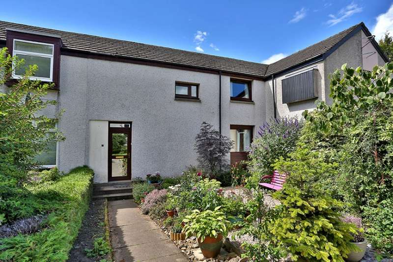2 Bedrooms Terraced House for sale in Towerview Park, Peterculter, Aberdeen, AB14 0RH
