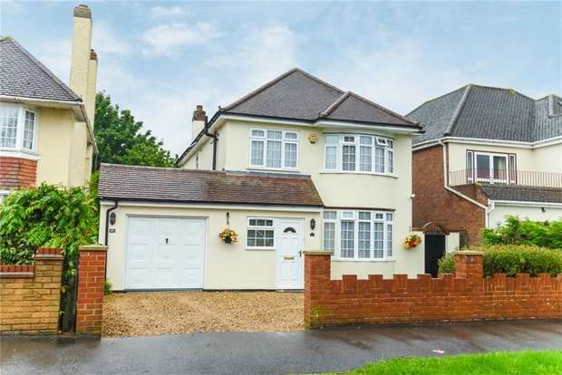 5 Bedrooms Detached House for sale in 67 Lascelles Road, Langley, Berkshire