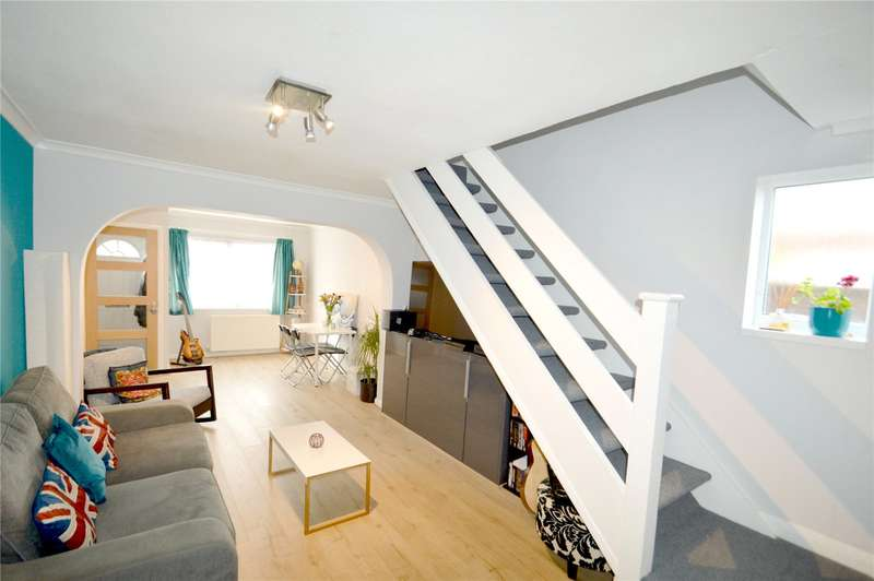 2 Bedrooms End Of Terrace House for sale in Bensham Lane, Croydon