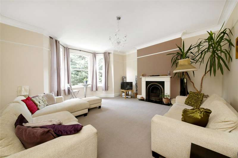 4 Bedrooms Apartment Flat for sale in Victoria Crescent, Crystal Palace