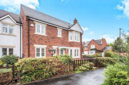 5 Bedrooms End Of Terrace House for sale in Packhorse Road, Stratford-Upon-Avon, Stratford Upon Avon, Warwickshire