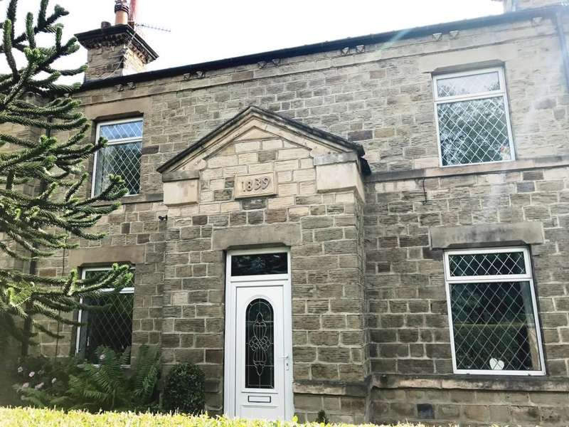 3 Bedrooms Terraced House for sale in Thornes Road, Thornes, WF2
