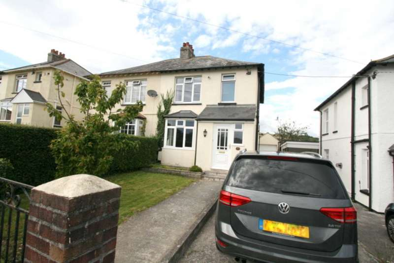 3 Bedrooms Semi Detached House for sale in Lucas Lane, Plympton