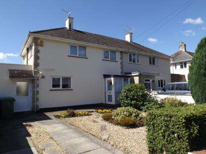 3 Bedrooms Semi Detached House for sale in Wallisdown, Poole