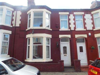 3 Bedrooms Terraced House for sale in Woodhall Road, Liverpool, Merseyside, England, L13