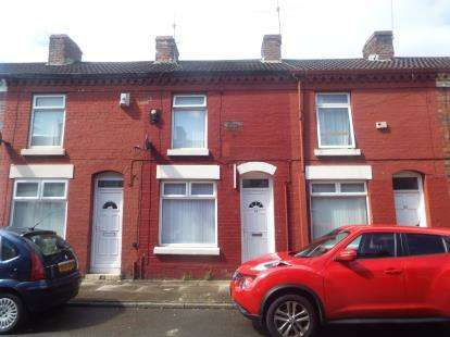 2 Bedrooms Terraced House for sale in Morecombe Street, Liverpool, Merseyside, England, L6