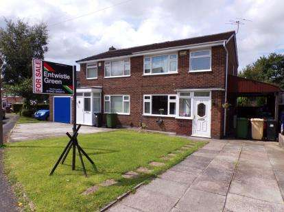 3 Bedrooms Semi Detached House for sale in Old Vicarage, Westhoughton, Bolton, Greater Manchester, BL5