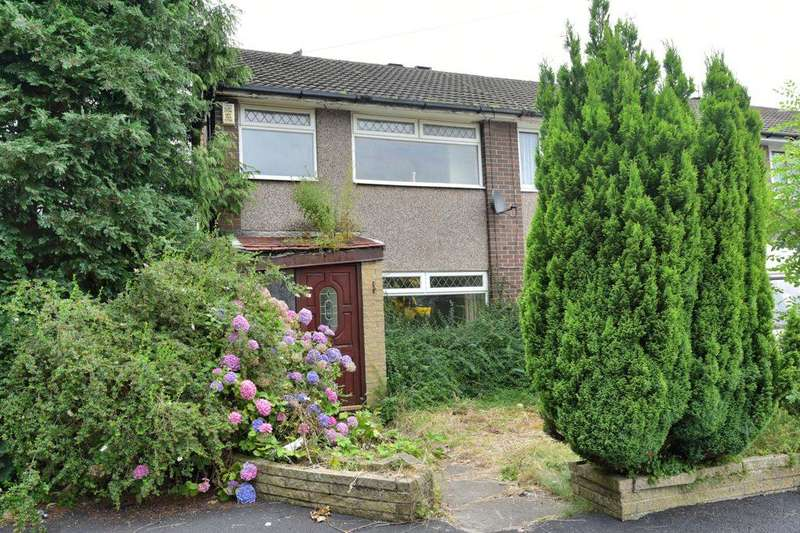 3 Bedrooms End Of Terrace House for sale in Winster Grove, Heaviley, Stockport, SK2 6DY