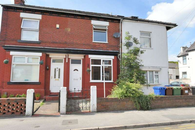 2 Bedrooms Terraced House for sale in Cherry Tree Lane, Great Moor, Stockport, SK2 7PW