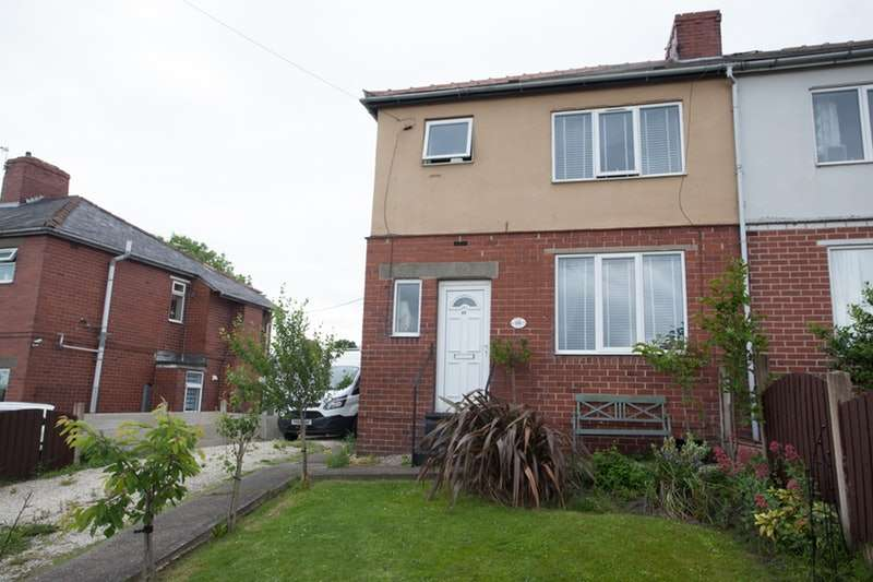 3 Bedrooms Semi Detached House for sale in Hawshaw lane, Barnsley, South Yorkshire, S74