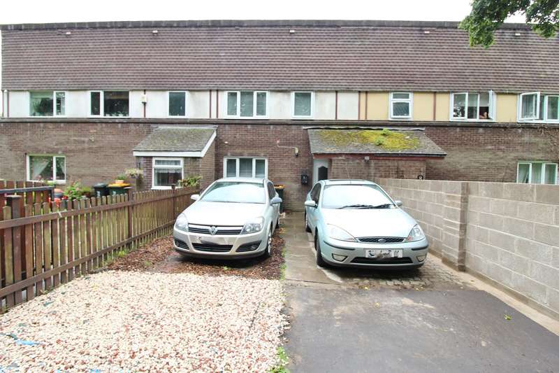 3 Bedrooms Terraced House for sale in Chaffinch Way, Duffryn, Newport, NP10