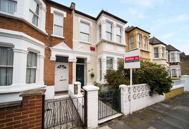 3 Bedrooms Terraced House for sale in Eastbury Grove, Chiswick