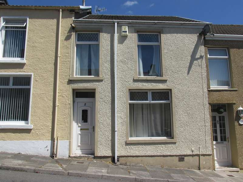 3 Bedrooms Property for sale in Lloyds Terrace, Penydarren, Merthyr Tydfil