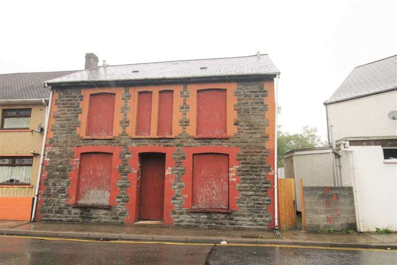 Detached House for sale in Partridge Road, Llwynypia, Tonypandy