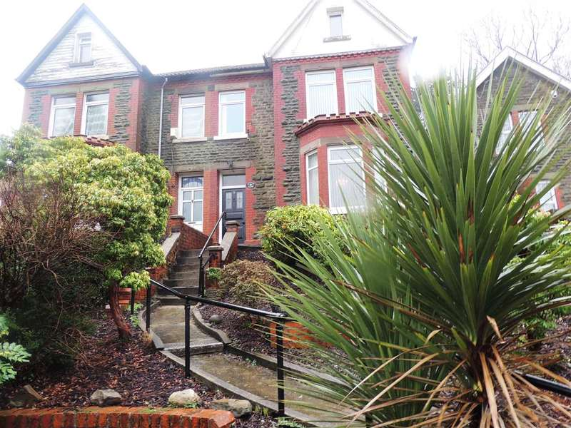5 Bedrooms Semi Detached House for sale in Vicarage Rd, Penygraig, Tonypandy
