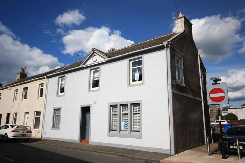 2 Bedrooms Terraced House for sale in Kirk Street, Stonehouse
