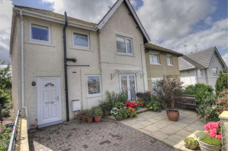 4 Bedrooms Semi Detached House for sale in Farbridge Crescent, Ebchester, Consett, DH8