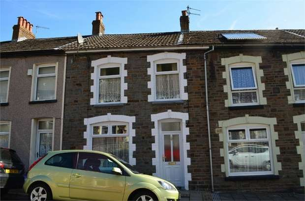 4 Bedrooms Terraced House for sale in Miles Street, Maerdy, Ferndale, Mid Glamorgan