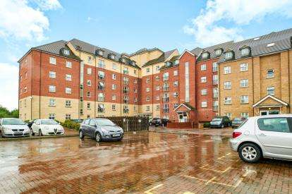2 Bedrooms Flat for sale in Wheelwright House, Palgrave Road, Bedford, Bedfordshire