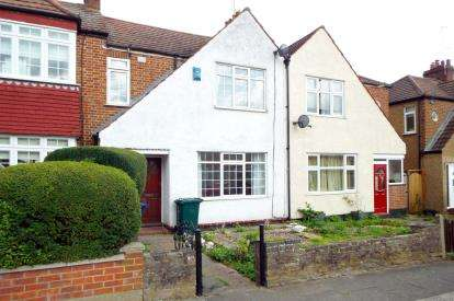 3 Bedrooms Terraced House for sale in Hillier Close, New Barnet, Barnet
