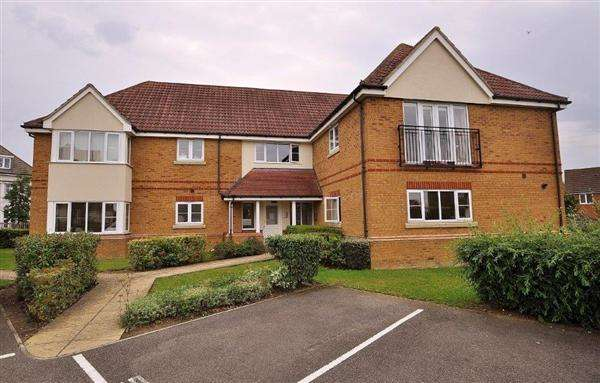 2 Bedrooms Apartment Flat for sale in Ashford, TN23