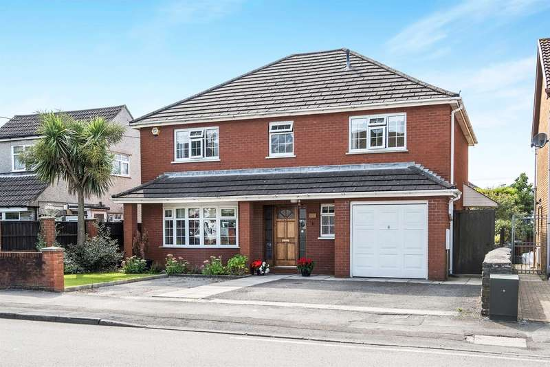 4 Bedrooms Detached House for sale in Old Road, Briton Ferry, Neath