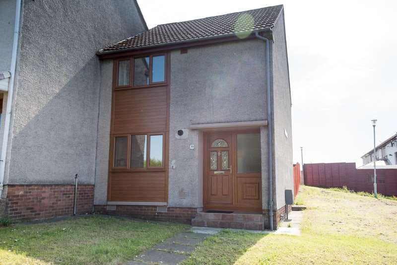 2 Bedrooms End Of Terrace House for sale in Ferniehill Grove, Edinburgh, Midlothian, EH17