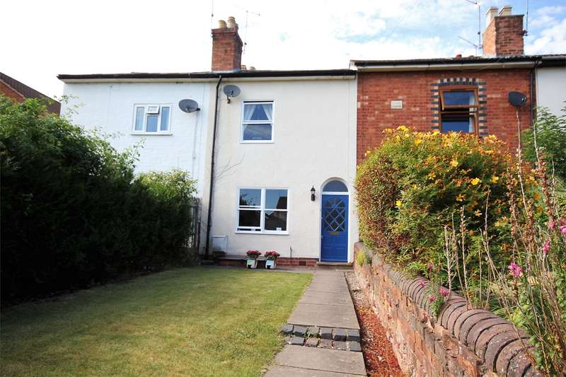 2 Bedrooms Terraced House for sale in Sandys Road, Worcester, WR1
