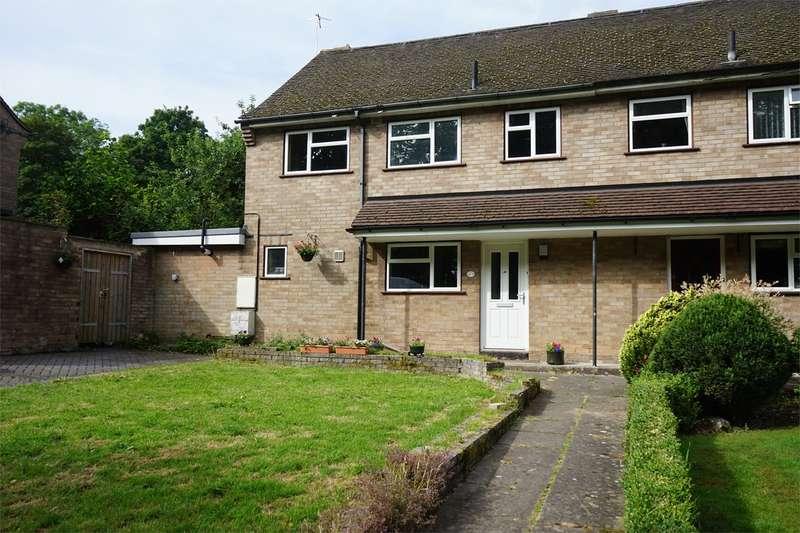 3 Bedrooms Semi Detached House for sale in Sling Lane, Hindlip, Worcester, WR3