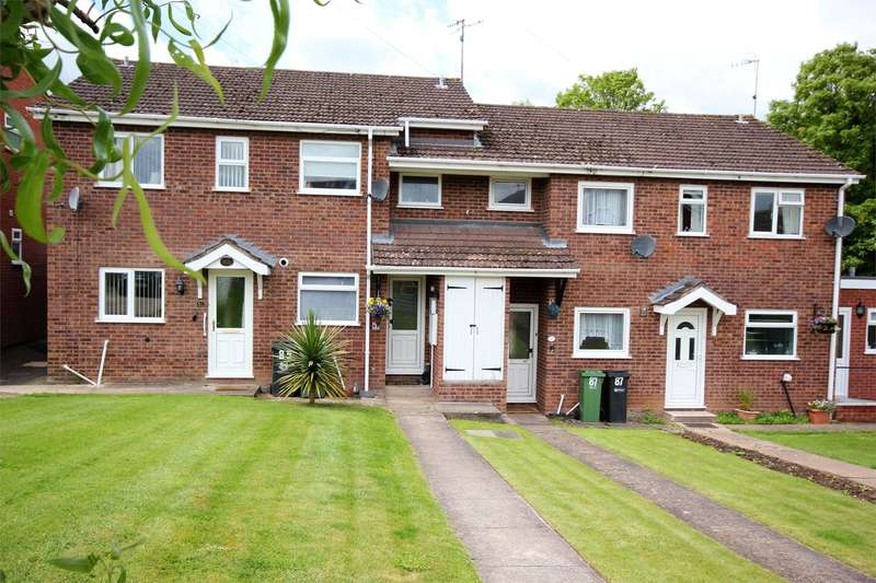 2 Bedrooms Terraced House for sale in St Marks Close, Worcester, WR5