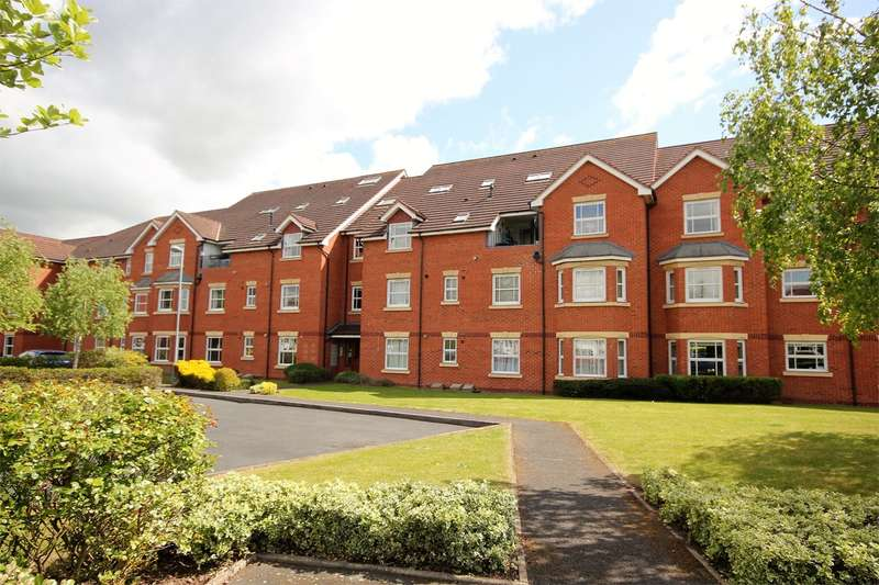 3 Bedrooms Apartment Flat for sale in Hardy Court, Worcester, WR3