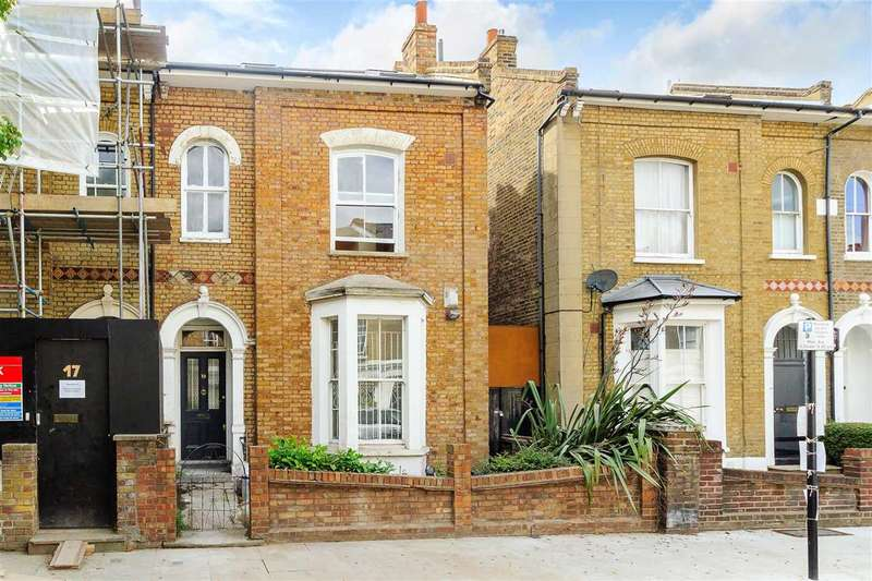 4 Bedrooms Semi Detached House for sale in St Philips Road, London Fields