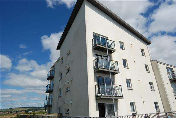 2 Bedrooms Apartment Flat for sale in Mariners View, Ardrossan