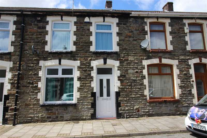 2 Bedrooms Terraced House for sale in Griffith St, Maerdy, Maerdy