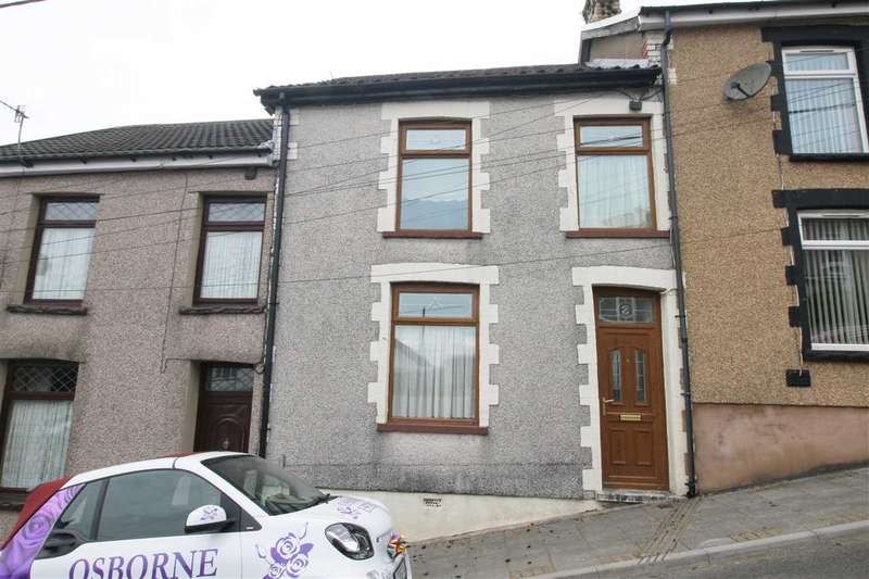 3 Bedrooms Terraced House for sale in Maesyffynon Tce, Trealaw, Tonypandy
