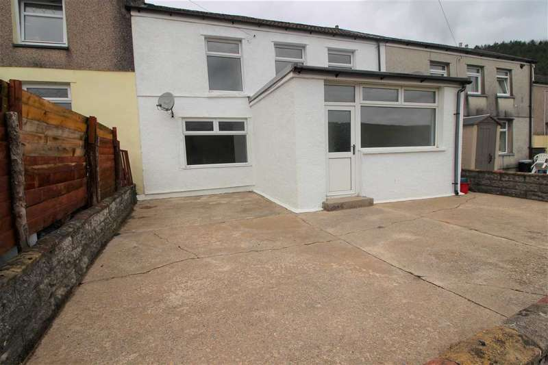 3 Bedrooms Terraced House for sale in Amelia Terrace, Llwynypia, Tonypandy