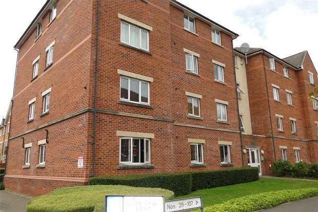 2 Bedrooms Flat for sale in Clos Dewi Sant, Cowbridge Road East, Canton, CARDIFF, South Glamorgan