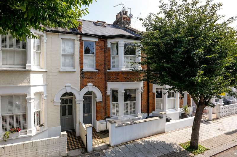 1 Bedroom Flat for sale in Steerforth Street, London, SW18