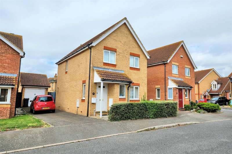 3 Bedrooms Detached House for sale in Warden Point Way, WHITSTABLE, Kent