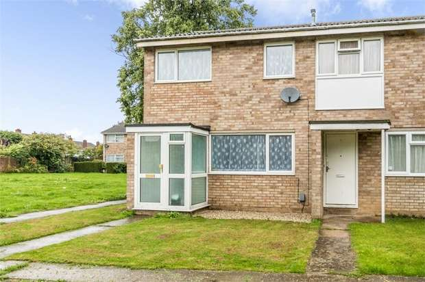 3 Bedrooms Semi Detached House for sale in White Lodge Close, Kempston, Bedford