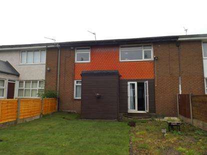 3 Bedrooms Terraced House for sale in Derbyshire Road, Partington, Manchester, Greater Manchester
