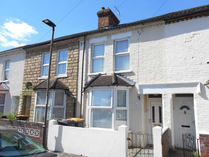 3 Bedrooms Terraced House for sale in Coventry Road, Bedford, Bedfordshire, MK40 4EH