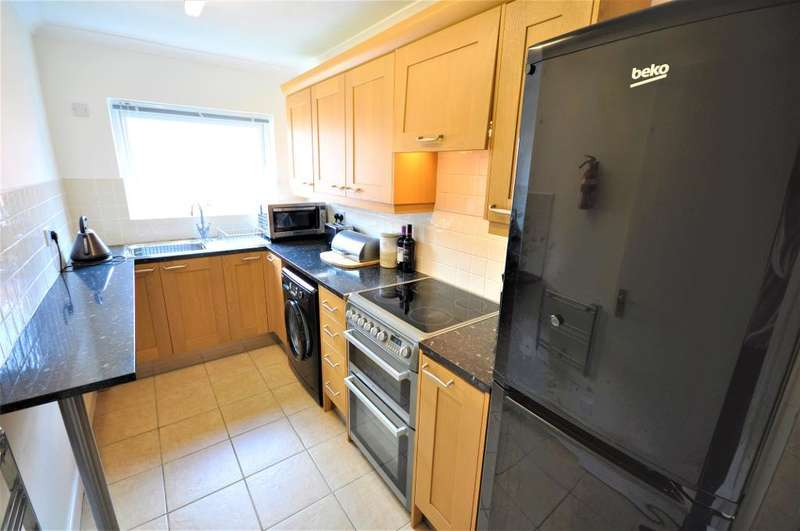 2 Bedrooms Flat for sale in Brandon Park Court, Argyle Road, Southport, Merseyside, PR9 9LX